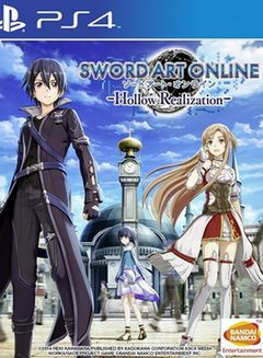 Jaquette Sword Art Online: Hollow Realization