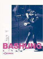 Affiche Alain Bashung à l'Olympia