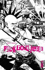 Couverture Punk Rock Jesus