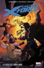 Couverture La Saga de l'Ange noir - Uncanny X-Force, tome 2