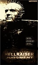 Affiche Hellraiser : Judgment