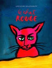 Couverture Le chat rouge