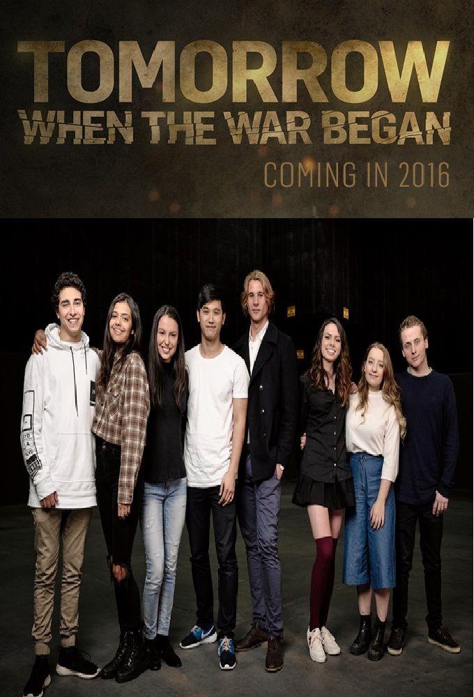 Tomorrow When The War Began Serie