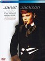 Affiche Janet Jackson The velvet rope tour