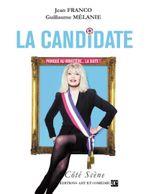 Couverture La candidate