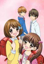 Affiche 12-Sai: Chiccha na Mune no Tokimeki