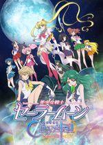 Affiche Sailor Moon Crystal Season 3