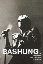 Affiche Bashung la tournée des grands espaces