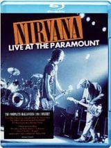 Affiche Nirvana Live at The Paramount
