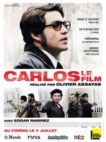 Affiche Carlos, le film