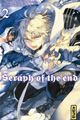 Couverture Seraph of the End, tome 2