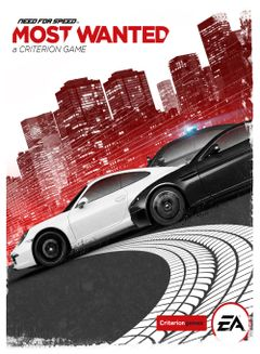 Jaquette Need for Speed : Most Wanted