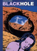 Couverture Bleu profond - Black Hole, tome 6