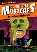 Couverture 3, Rue des Mystères et Autres Histoires