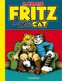 Couverture Fritz the Cat
