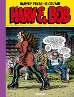 Couverture Harv & Bob