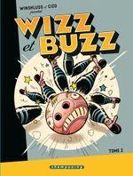 Couverture Wizz et Buzz, tome 2