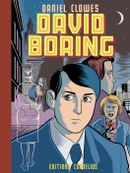 Couverture David Boring
