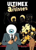 Couverture Ultimex, les artistes