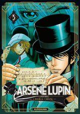 Couverture L'Aiguille creuse - Arsène Lupin : L'Aventurier, tome 3