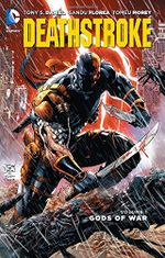 Couverture Deathstroke Vol. 1: Gods of Wars