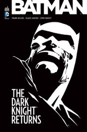 Couverture Batman : The Dark Knight Returns