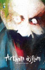 Couverture Arkham Asylum