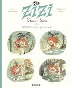 Couverture 700 000 aventures par seconde - Zizi chauve-souris, tome 2
