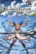 Jaquette Granblue Fantasy