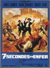 Affiche Sept secondes en enfer