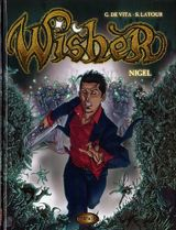 Couverture Nigel - Wisher, tome 1
