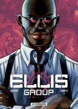 Couverture Sax - Ellis Group, tome 2