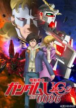 Affiche Mobile Suit Gundam Unicorn Re:0096