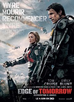 Affiche Edge of Tomorrow