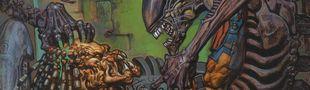 Cover Bibliographie Alien et Predator en VF