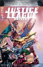 Couverture Justice League Univers #1