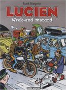 Couverture Week-end motard - Lucien, tome 8