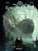 Couverture Le Labyrinthe d'Emeraude - Long John Silver, tome 3