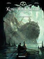 Couverture Le Labyrinthe d'émeraude - Long John Silver, tome 3
