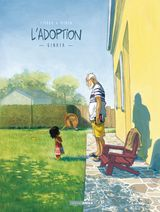 Couverture L'Adoption - Qinaya, tome 1
