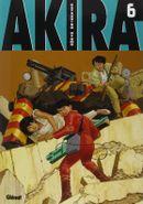 Couverture Akira (Noir et blanc), tome 6