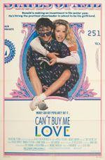 Affiche L'Amour ne s'achète pas
