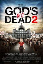 Affiche God's Not Dead 2