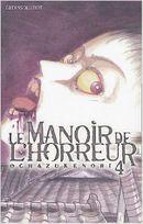 Couverture Le manoir de l'horreur, tome 4