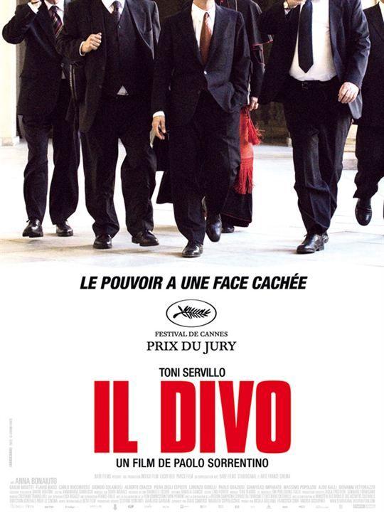 Il divo film 2008 senscritique for Divo film