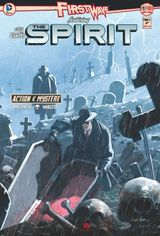Couverture First Wave - The Spirit, tome 2