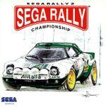 Jaquette Sega Rally 2