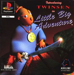 Jaquette Little Big Adventure