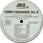 Pochette Ralph Vargas & Carlos Bess – Funky Drummer Vol. II