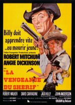 Affiche La Vengeance du shérif